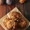 Almond, Fig & Cacao Cookies