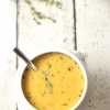 Roasted Pumpkin & Sage Soup