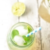 Ginger & Lemongrass Fizz