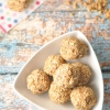 Coconut Almond Bliss Balls