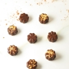Raw Hazelnut Pralines