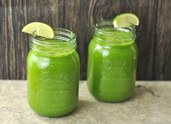 Green Smoothie Recipes — Dishmaps