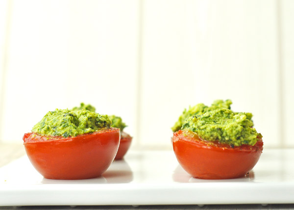 roasted-tomatoes-with-pesto