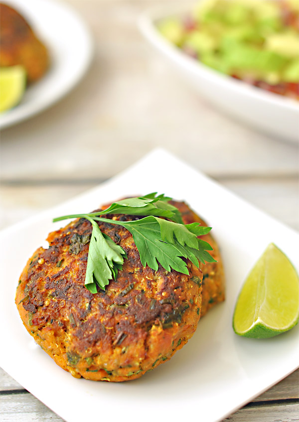 Salmon quinoa fish cakes for Baked fish cakes