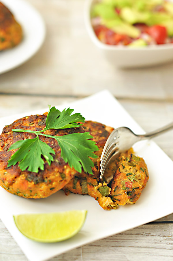 Fish Cakes With Tinned Salmon